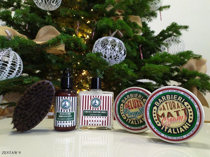 Salon fryzjerski Biłgoraj oferuje świąteczne zestawy prezentowe.