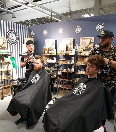 Salon fryzjerski Biłgoraj Akademia Fryzjerska warsztaty Międzynarodowe targi fryzjerskie Expo Staszewski