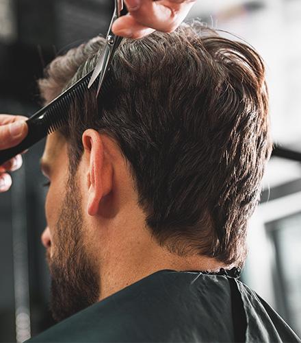 Oferta dla mężczyzn - fryzjer