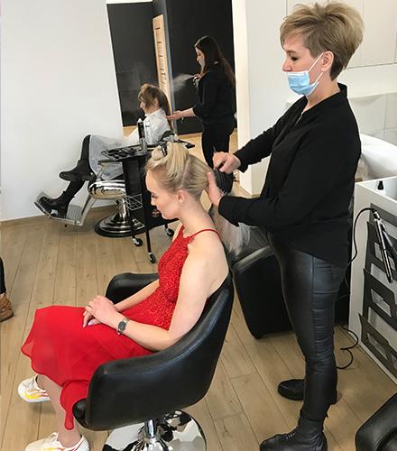Salon fryzjerski Biłgoraj Akademia Fryzjerska warsztaty Barber Shop Rzeszów